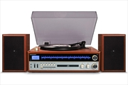 CROSLEY 1975T Entertainment System - Walnut | Miscellaneous