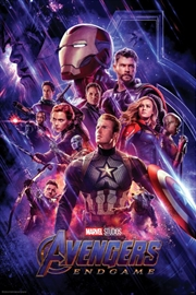 Avengers Endgame - One Sheet Poster