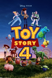 Toy Story 4 - One Sheet Poster