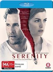 Serenity | Blu-ray