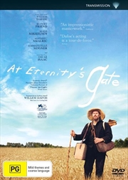At Eternitys Gate | DVD
