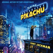 Pokemon Detective Pikachu | CD