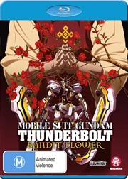Mobile Suit Gundam Thunderbolt - Bandit Flower | Blu-ray