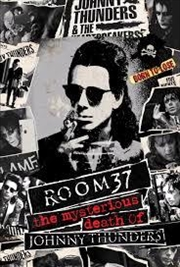 Room 37 - The Mysterious Death Of Johnny Thunders | DVD