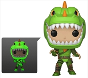 Fortnite - Rex Glow US Exclusive Pop! Vinyl [RS]