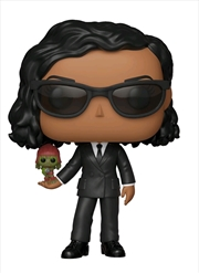Men In Black 4: International - Agent M with Pawny US Exclusive Pop! Vinyl [RS]