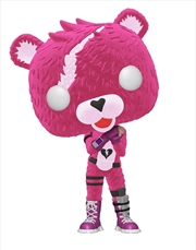 Fortnite - Cuddle Team Leader Flocked US Exclusive Pop! Vinyl [RS]