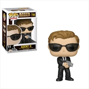 Men In Black 4: International - Agent H Pop! Vinyl