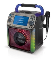 Groove XL Bluetooth Light Show Singing Machine | Merchandise