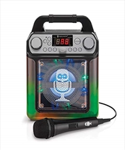 Groove Mini Karaoke Singing Machine
