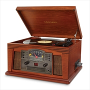 CROSLEY Lancaster Turntable with Bluetooth - Paprika