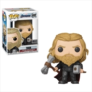 Avengers 4: Endgame - Thor with Weapons Pop! Vinyl | Pop Vinyl