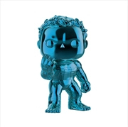"Avengers 4: Endgame - Hulk Blue Chrome 6"" US Exclusive Pop! Vinyl [RS] 