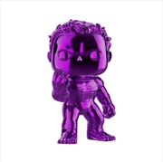 Avengers 4: Endgame - Hulk Purple Chrome US Exclusive Pop! Vinyl [RS]