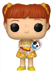 Toy Story 4 - Gabby with Forky US Exclusive Pop! Vinyl [RS] | Pop Vinyl
