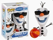 Frozen - Summer Olaf Pop! Vinyl