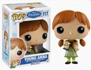 Frozen - Young Anna Pop! Vinyl