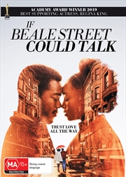 If Beale Street Could Talk | DVD