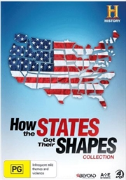 How The States Got Their Shapes Collection | DVD