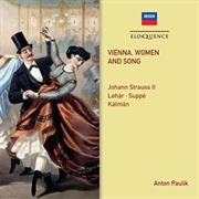 Vienna Women And Song | CD