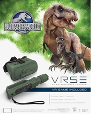 VRSE Jurassic World - VR Entertainment System