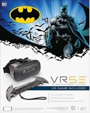 VRSE Batman - VR Entertainment System