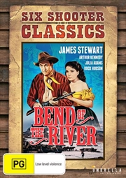 Bend Of The River Six Shooter Classics | DVD