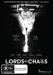 Lords Of Chaos | DVD