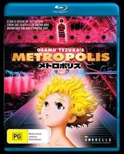 Metropolis | Blu-ray