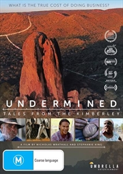 Undermined - Tales From The Kimberley | DVD