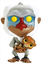 Lion King - Rafiki Diamond Glitter US Exclusive Pop! Vinyl [RS]