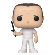 Silence of the Lambs - Hannibal Pop! Vinyl