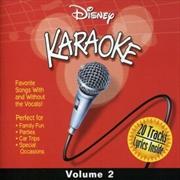 Disney Karaoke - Vol 2 | CD