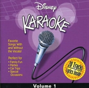 Disney Karaoke - Vol 1