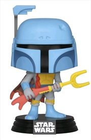 Star Wars - Boba Fett Animated US Exclusive Pop! Vinyl [RS]