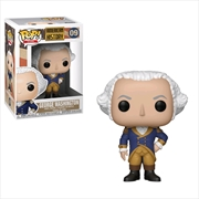 American History - George Washington Pop! Vinyl