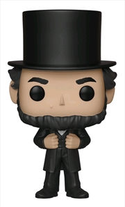 American History - Abraham Lincoln US Exclusive Pop! Vinyl [RS]