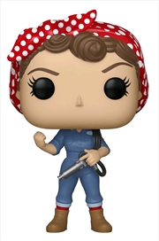 American History - Rosie the Riveter US Exclusive Pop! Vinyl [RS]