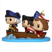 American History - George Washington Delaware Pop! Moment [RS]
