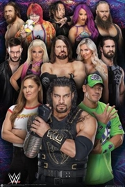 WWE - Superstars 2018 | Merchandise