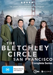 Bletchley Circle - San Francisco | Complete Series, The | DVD