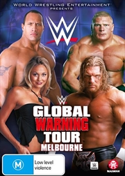 WWE - Global Warning | DVD