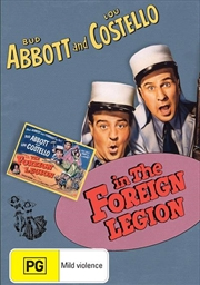 Abbott And Costello In The Foreign Legion | DVD
