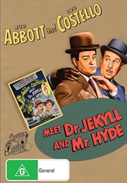Abbott And Costello Meet Dr. Jekyll And Mr. Hyde | DVD