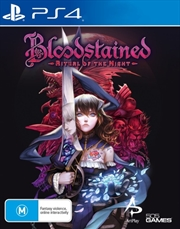 Bloodstained Ritual Of The Nig | PlayStation 4