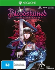 Bloodstained Ritual Of The Nig | XBox One