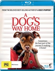 A Dog's Way Home | Blu-ray