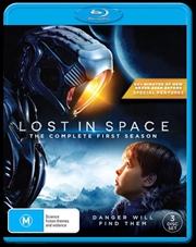 Lost In Space - Season 1 | Blu-ray