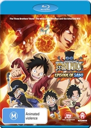 One Piece - Episode Of Sabo | TV Special | Blu-ray