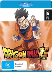 Dragon Ball Super - Part 7 - Eps 79-91 | Blu-ray